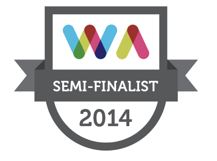 Irish Web Awards 2015 Finalist